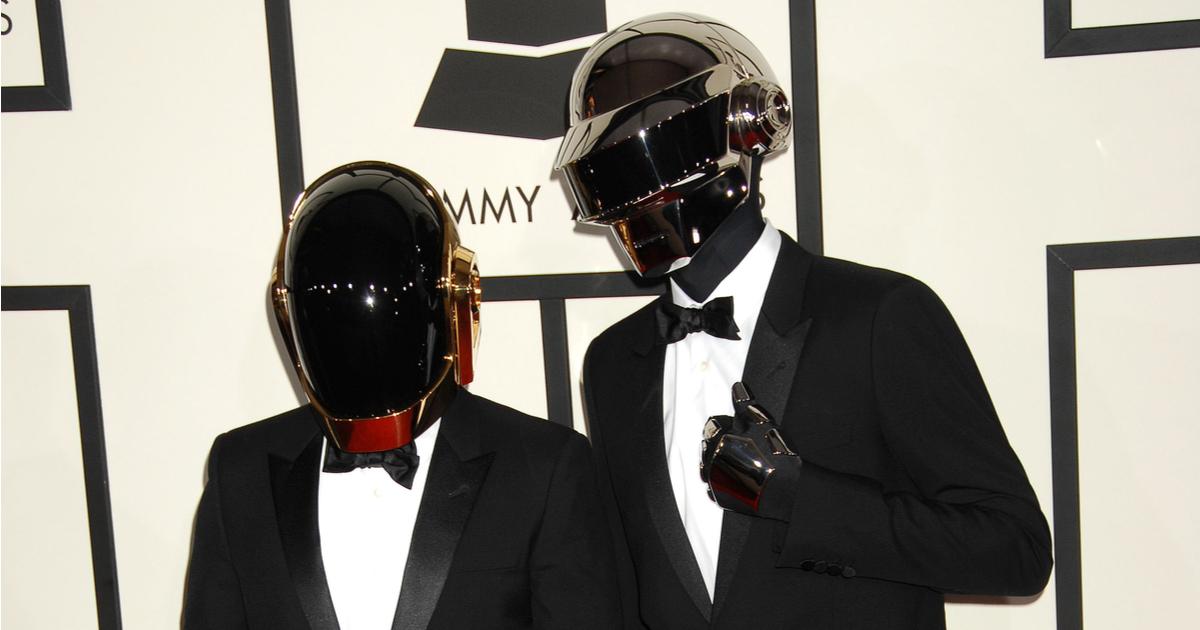 Daft Punk Announces Break Up in New Video {WATCH}