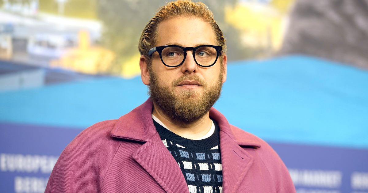 Jonah Hill Shares New Tattoo About Body Positivity