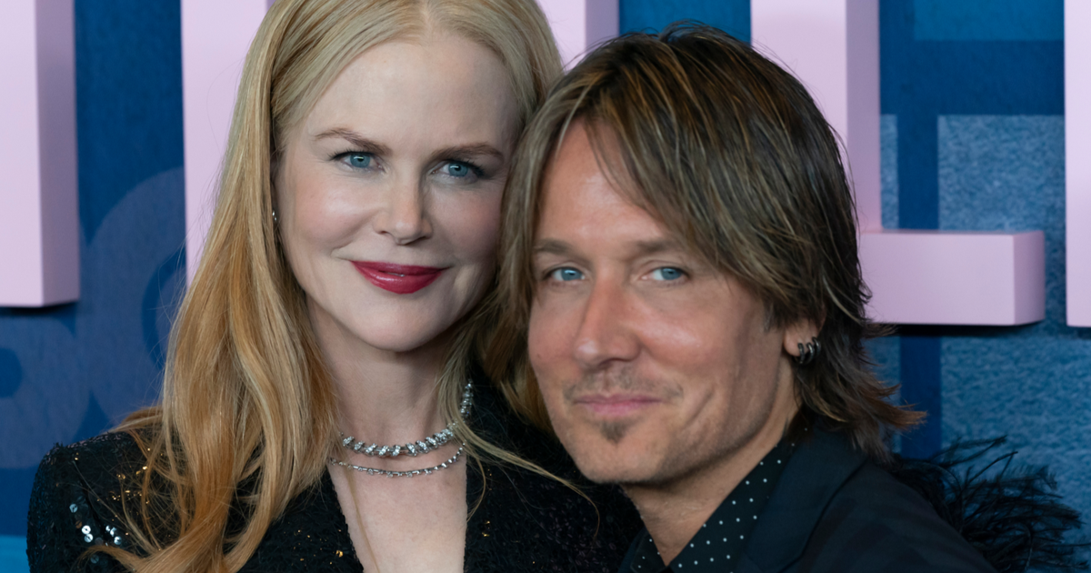 Nicole Kidman and Keith Urban's Daughters Make Rare Public Appearance at the Golden Globes {PIC}
