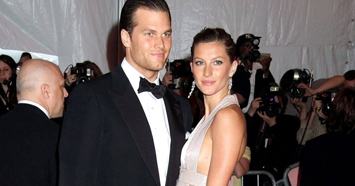 Tom Brady Admits He Was 'Not Thinking' When He Tossed Lombardi Trophy During Super Bowl Parade