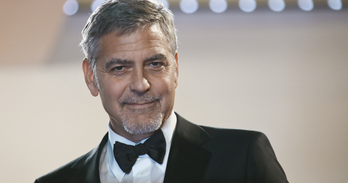 George Clooney Says Wife Amal Is Watching ER and His Character Is 'Getting Me in a Lot of Trouble