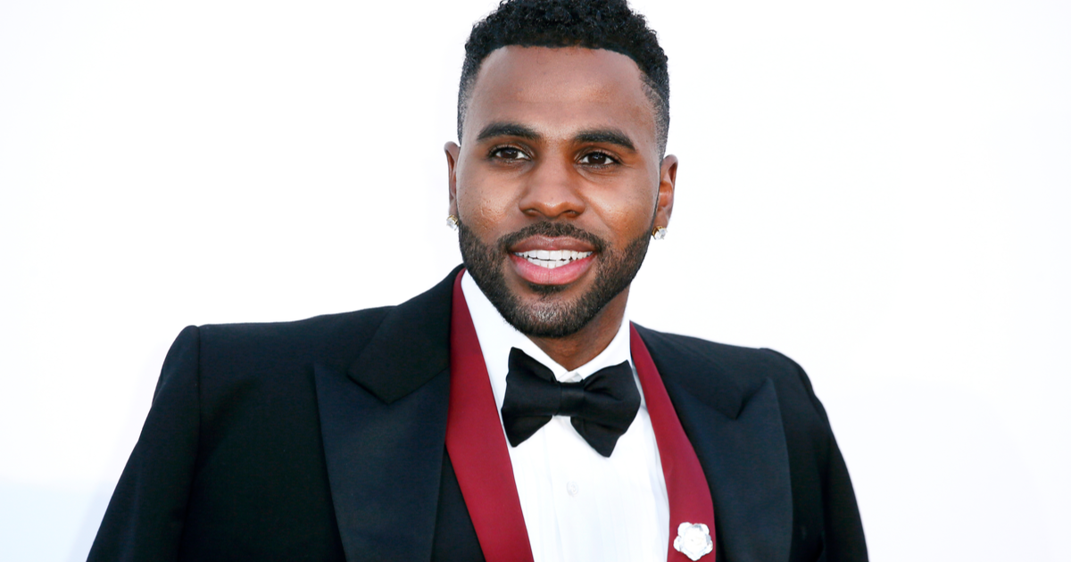 Jason Derulo Expecting His First Child with Girlfriend Jena Frumes [VIDEO]