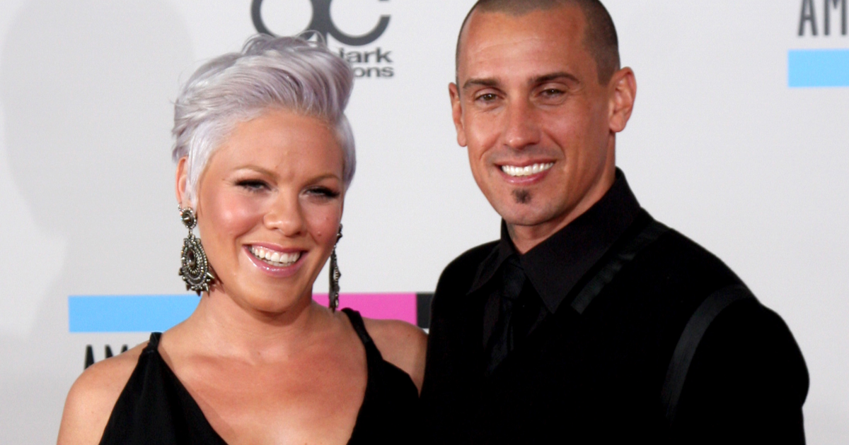 Pink Shares Video of Her Son Hilariously Crashing His Sister's Karaoke Party