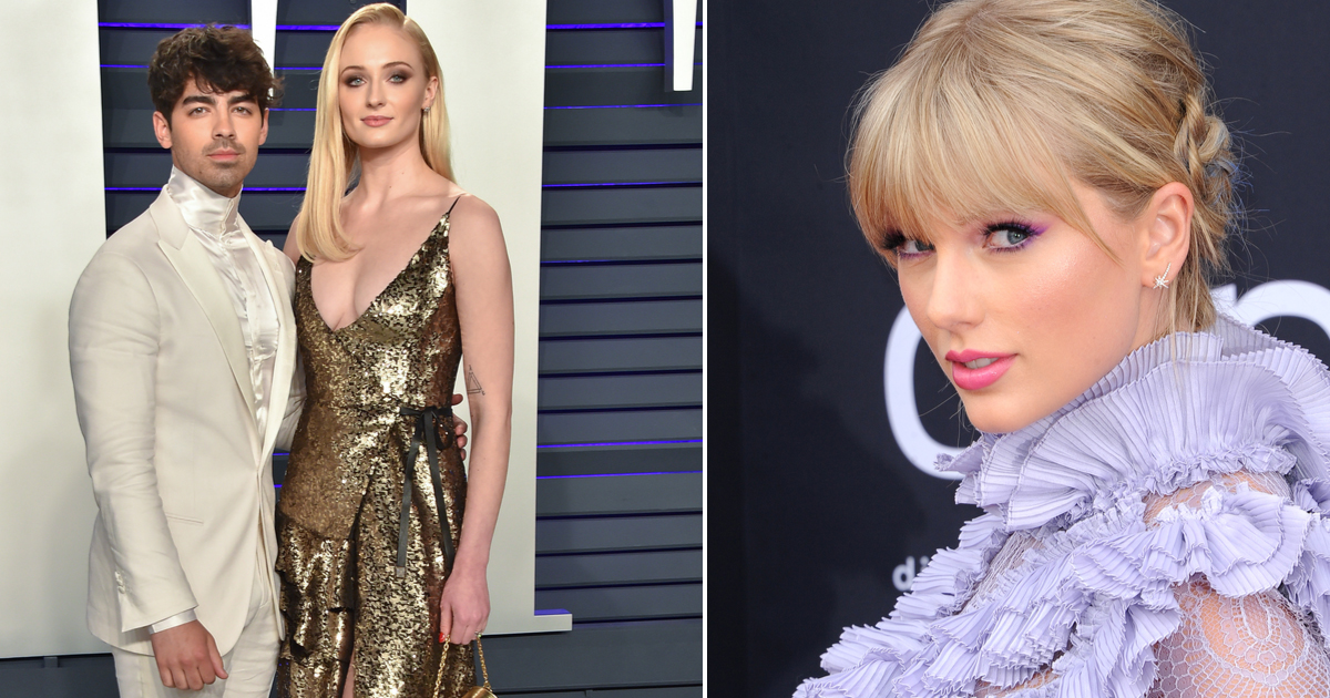 Sophie Turner Reacts To Taylor Swift's Song 'Mr. Perfectly Fine' Amid Rumors Its About Joe Jonas