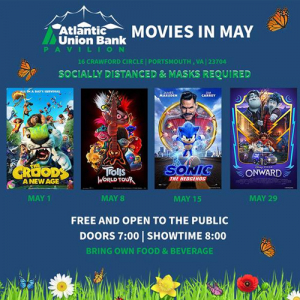 Movies in May