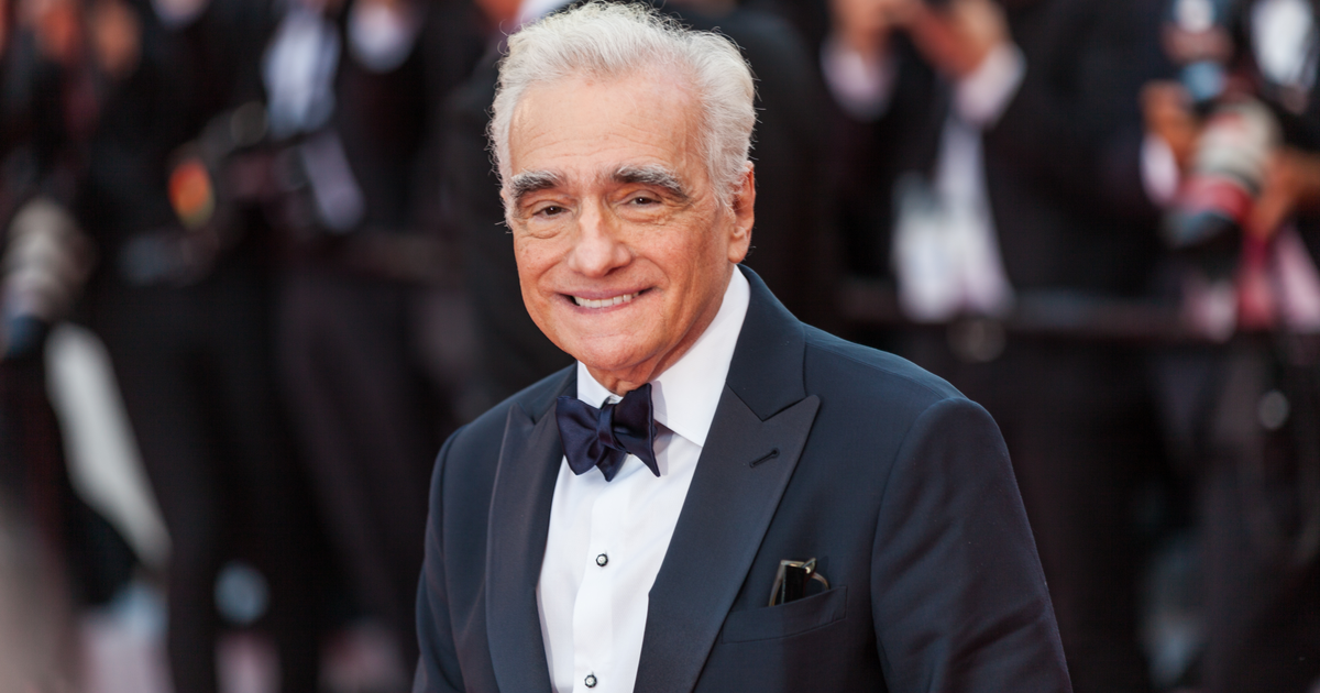 Martin Scorsese's Daughter Asked Him to Identify Feminine Products and the Results Were Hilarious {WATCH}