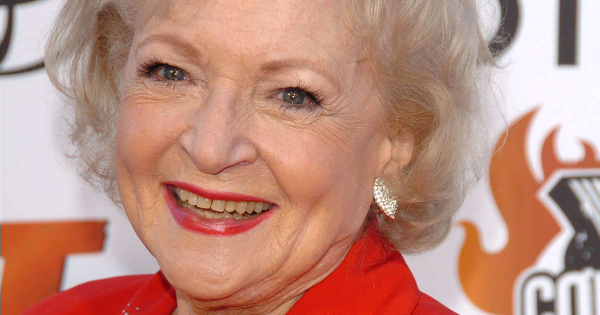 How Betty White is Staying Healthy and Keeping Busy During Quarantine