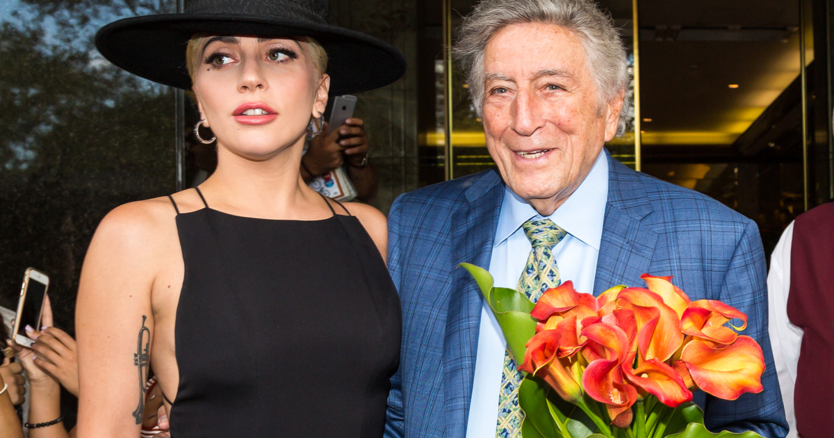 Lady Gaga and Tony Bennett's Joint Album To Hit Stores This Fall [PICS]