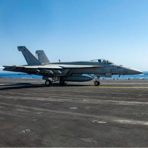 USS Dwight D. Eisenhower Returns Home to Norfolk Following Six-Month Deployment