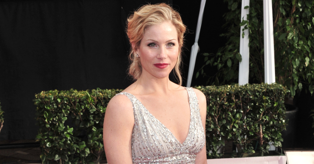 Actress Christina Applegate Diagnosed With Multiple Sclerosis