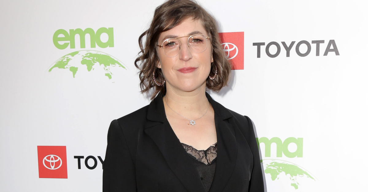 Mayim Bialik to Fill In as Host of 'Jeopardy!' Syndicated Program