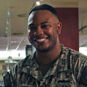 Norfolk native serves at Naval Air Station Jacksonville