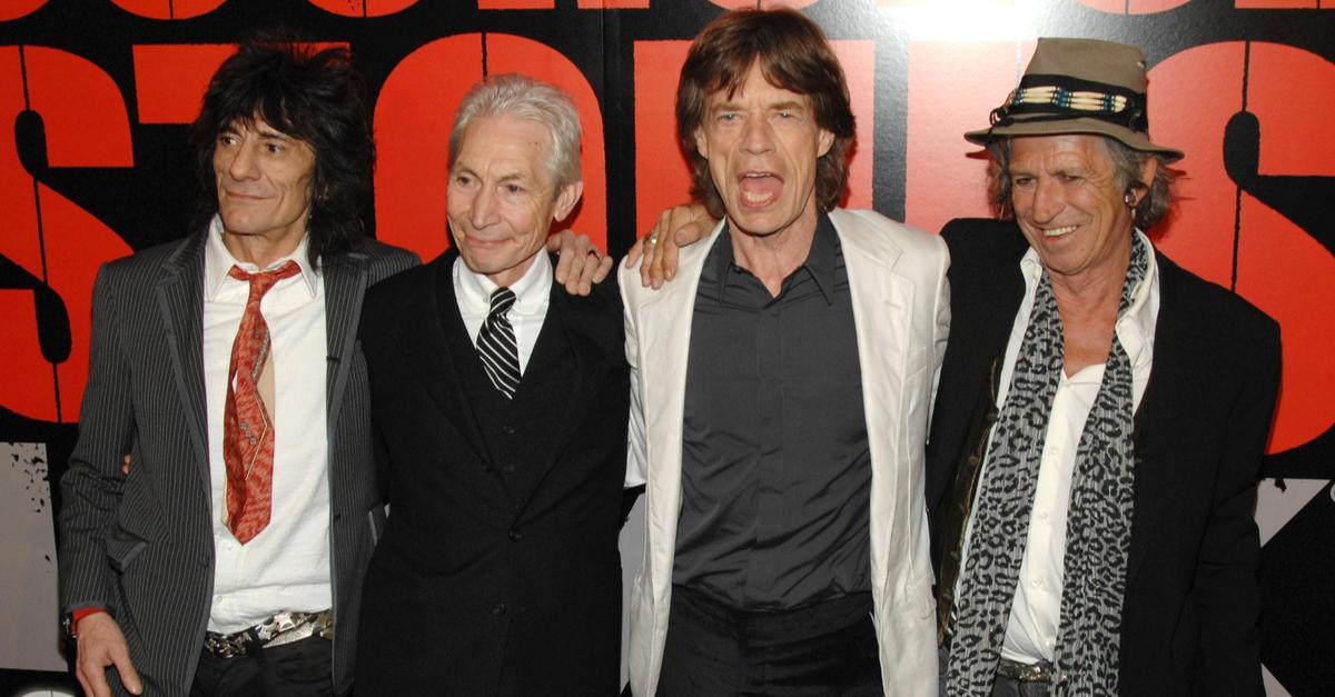 Rolling Stone Drummer Charlie Watts Dies at Age 80.