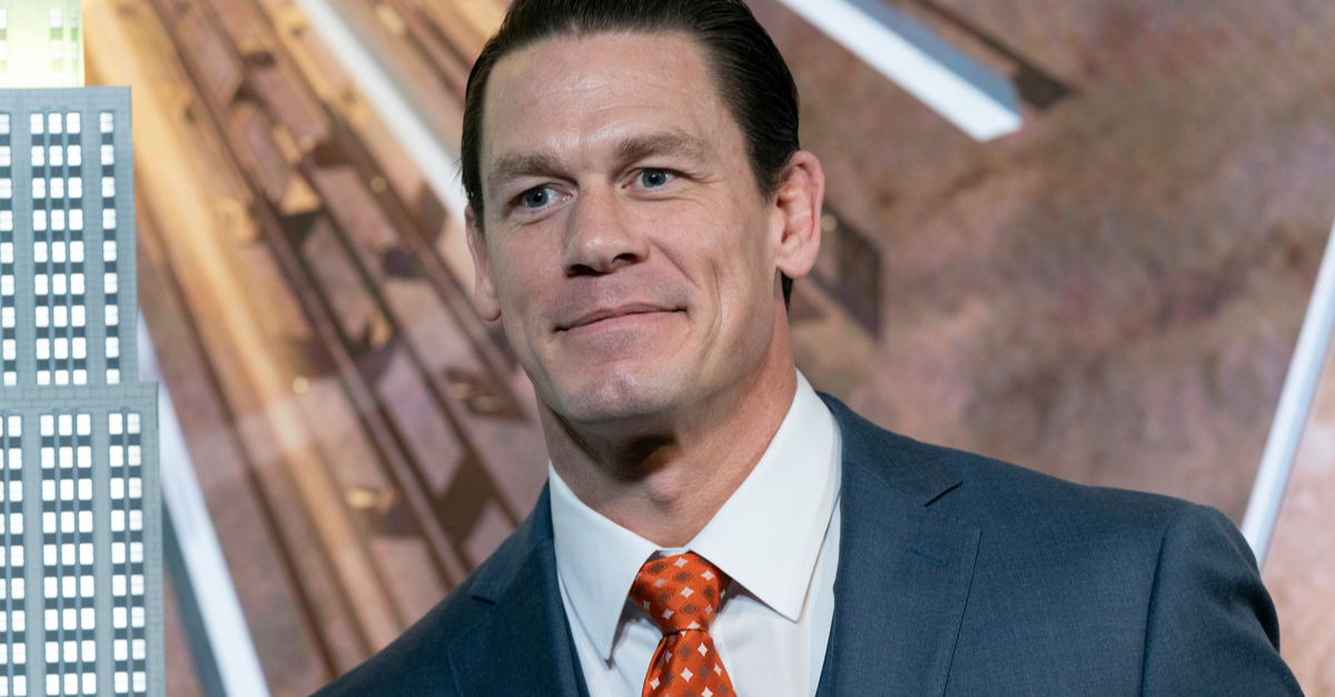 John Cena Moved to Tears Meeting Young Boy He Inspired During Mom's Cancer Treatment