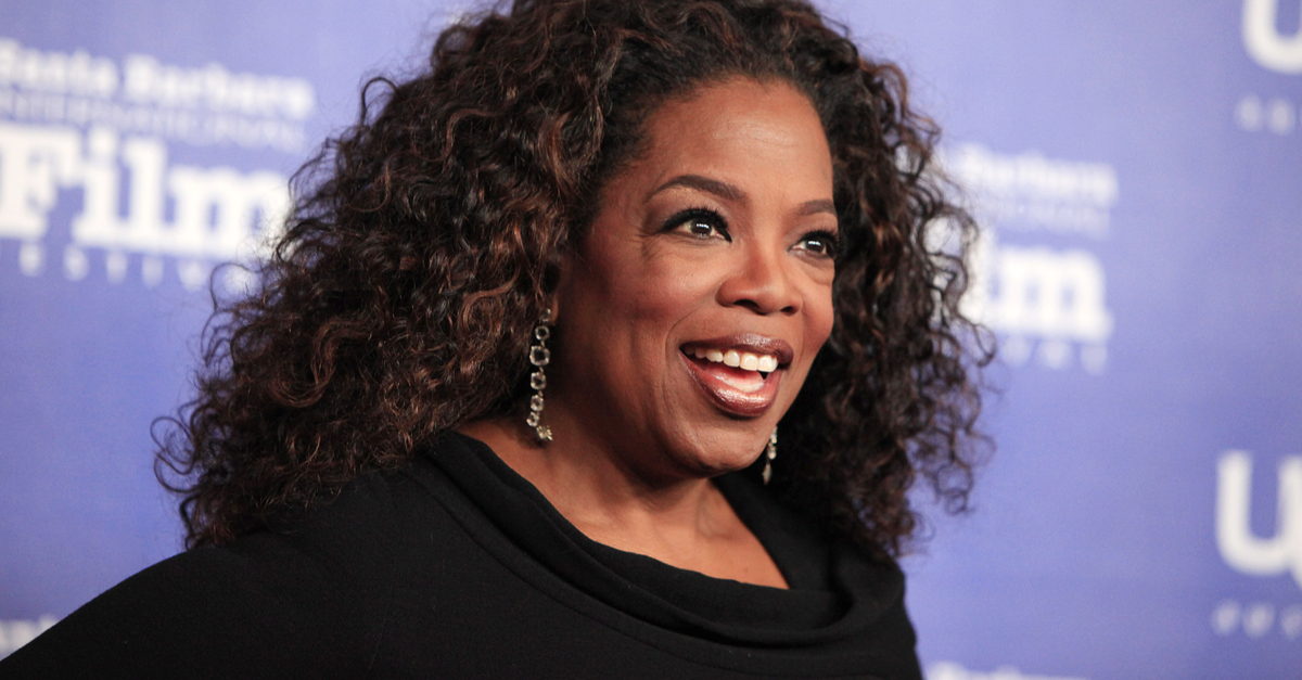 """This Celebrity Just Called Out Oprah Winfrey: """"She is As Fake as They Come"""""""