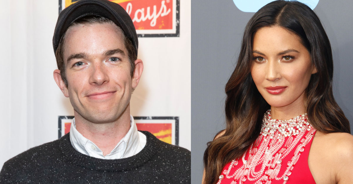 John Mulaney Confirmed Olivia Munn Is Pregnant And They're Expecting Their First Child Together