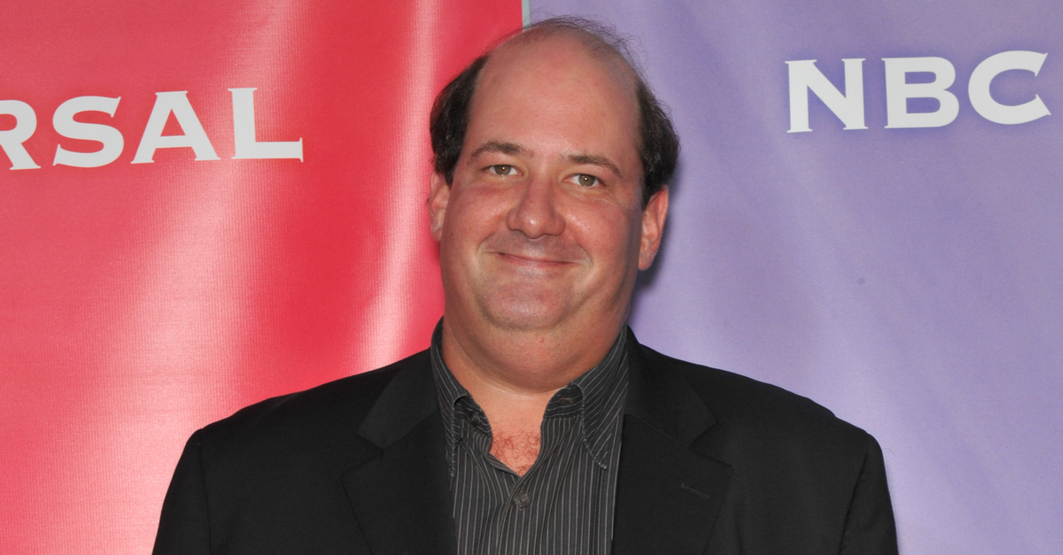 THE OFFICE Star Brian Baumgartner Made Over $1M on Cameo Last Year