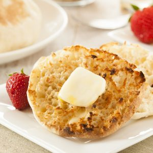 We've All Been Cutting Our English Muffins Wrong! {WATCH}