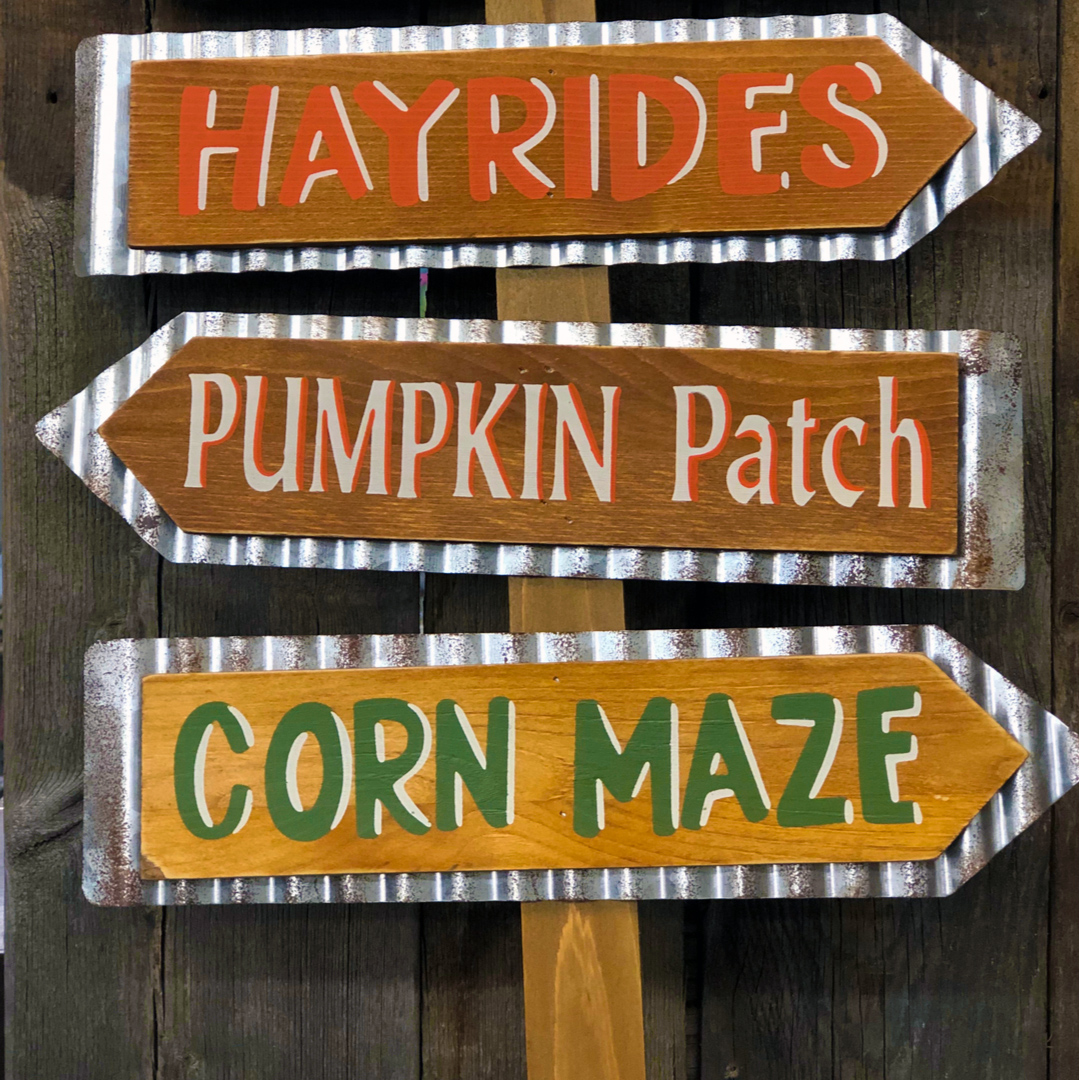 Get a List of Hayrides, Haunted Houses, Corn Mazes and Pumpkin Patches in Hampton Roads
