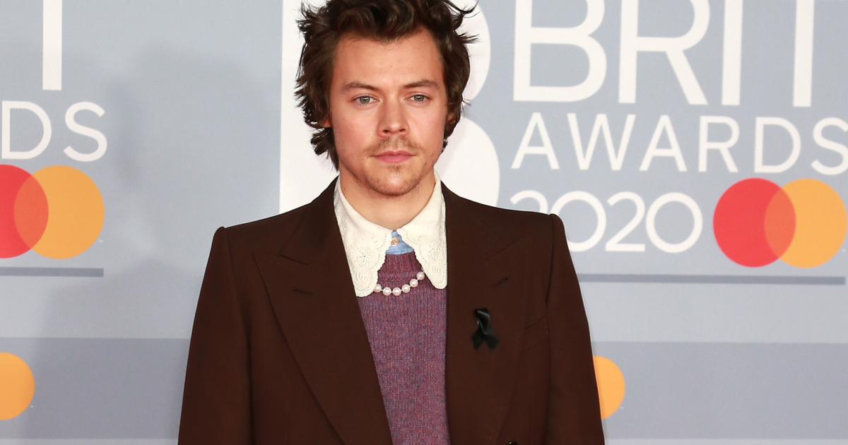 Harry Styles Reportedly Cast as Thanos' Brother