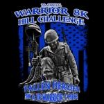 Warrior 8K Challenge, Fallen Heroes 5k & Jr Warrior Mile