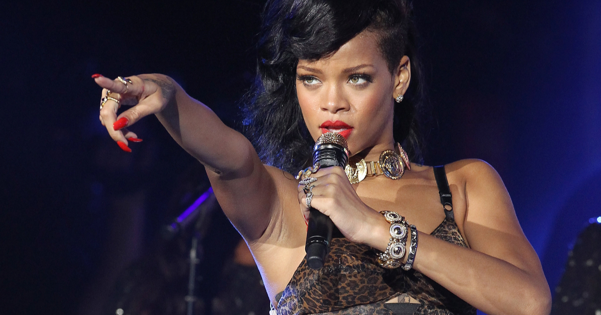 Rihanna is Officially a Billionaire (But It's Not Because of Her Music)