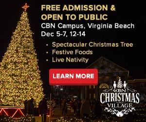 CBN Christmas Village