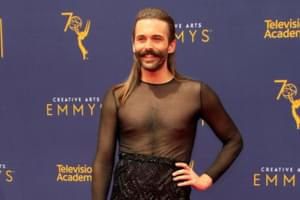 Jonathan Van Ness Makes History With *Cosmo* Cover {PICS}