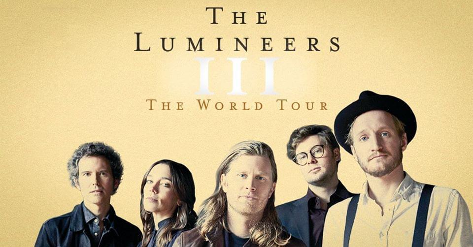 The Lumineers – III: The World Tour