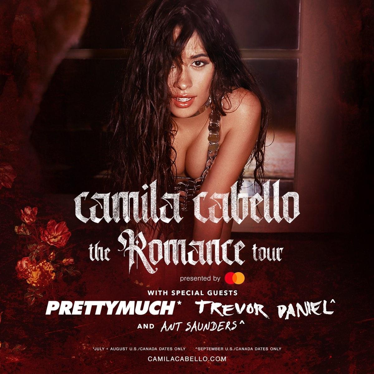 Camila Romance Tour