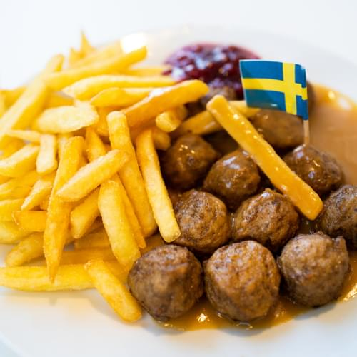IKEA Shares Their Recipe for Swedish Meatballs With Customers on Coronavirus Lockdown