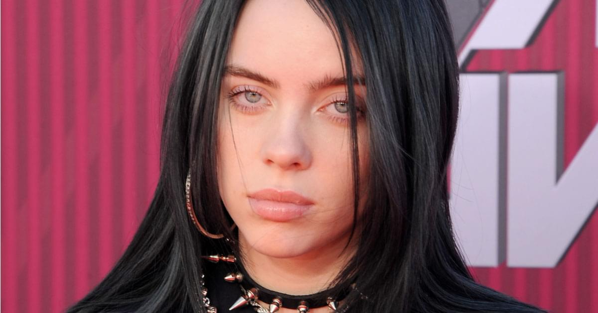 Billie Eilish Releases 'Future' {LISTEN}