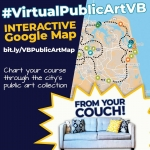 Take Virtual Public Art Tour of Virginia Beach