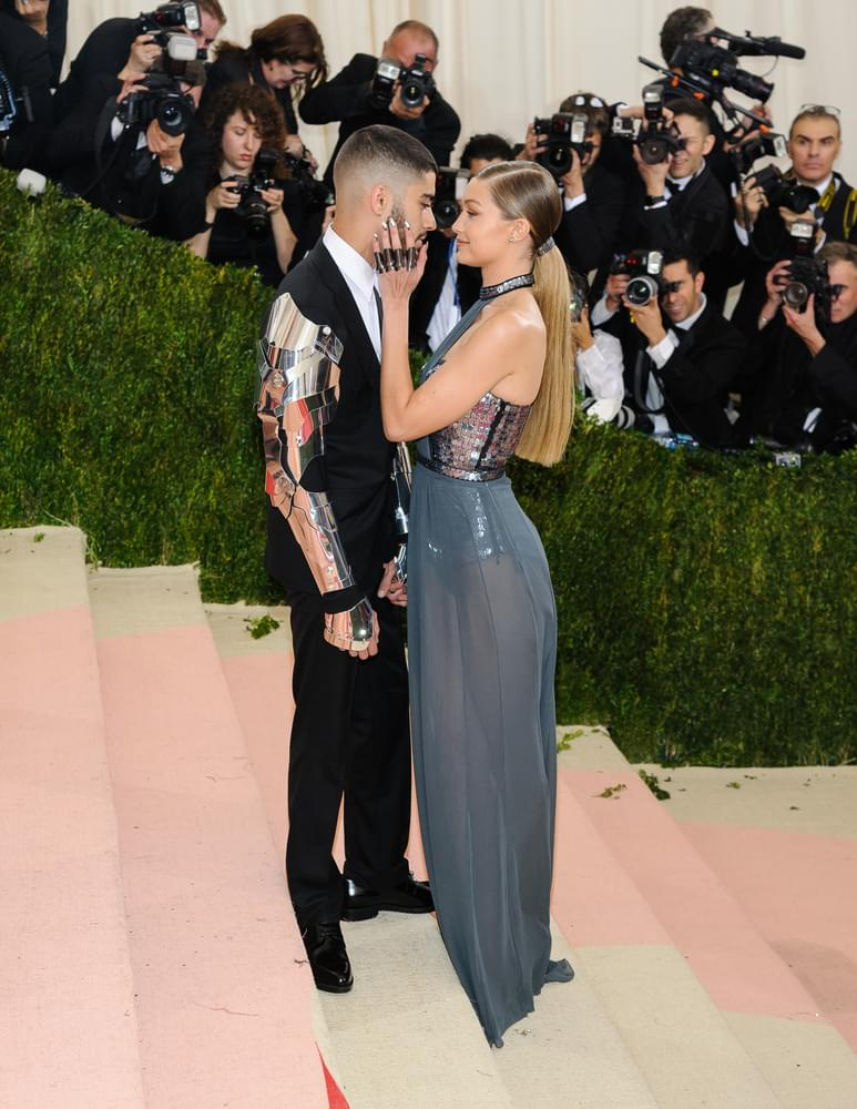 Zayn Malik's New Tattoo Starts Gigi Hadid Marriage Rumors
