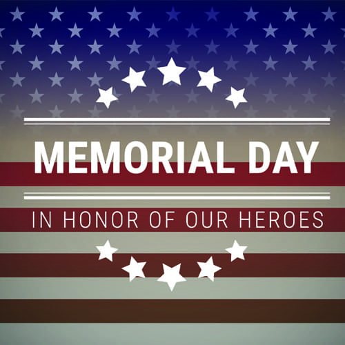 Memorial Day 2020 Virtual Events