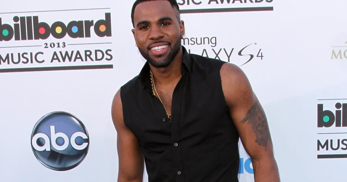 Did Jason Derulo Really Chip His Teeth Eating Corn with a Power Drill? {WATCH}