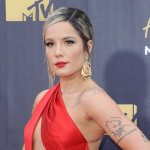 Halsey Drives Fans Wild With New Thirst-Trap Pic