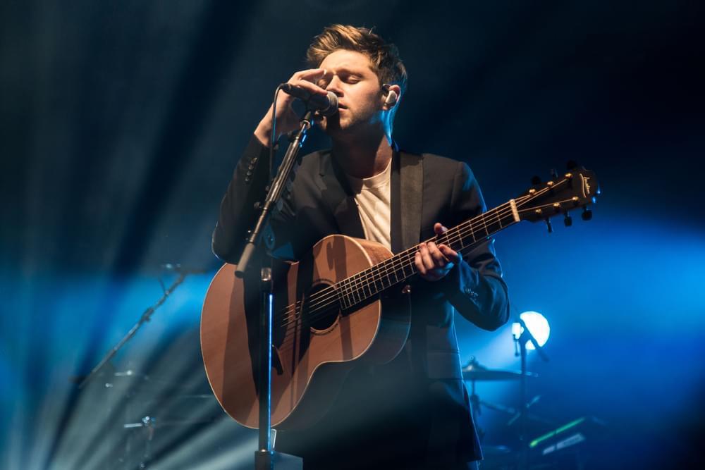 Niall Horan Announces Livestream Concert