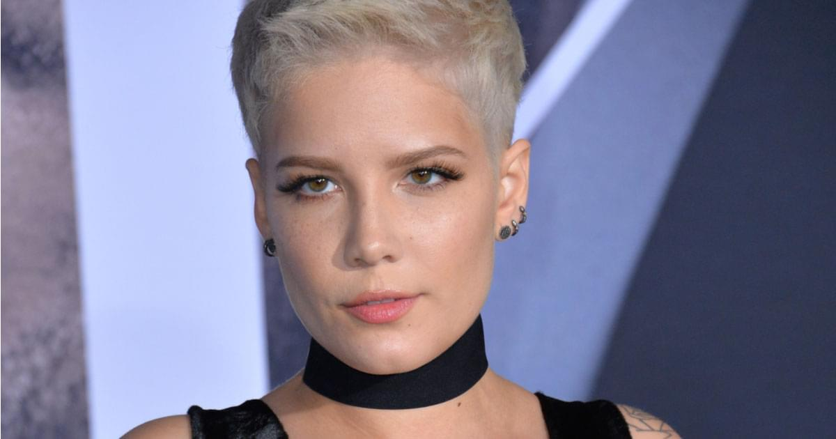 Halsey Shows Off New Tattoos on Her Shaved Head: 'Finally Did It' [PIC]