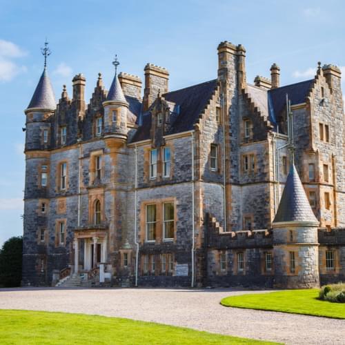 Explore Blarney Castle in Ireland Virtually