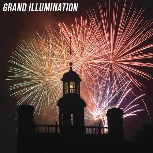 Colonial Williamsburg Grand Illumination