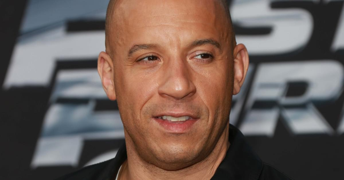 Vin Diesel Dropped His First Single, 'Feel Like I Do' and People Have a Lot to Say About it [LISTEN]
