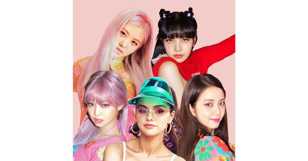 BLACKPINK announces Livestream Event to Air on YouTube December 27th.