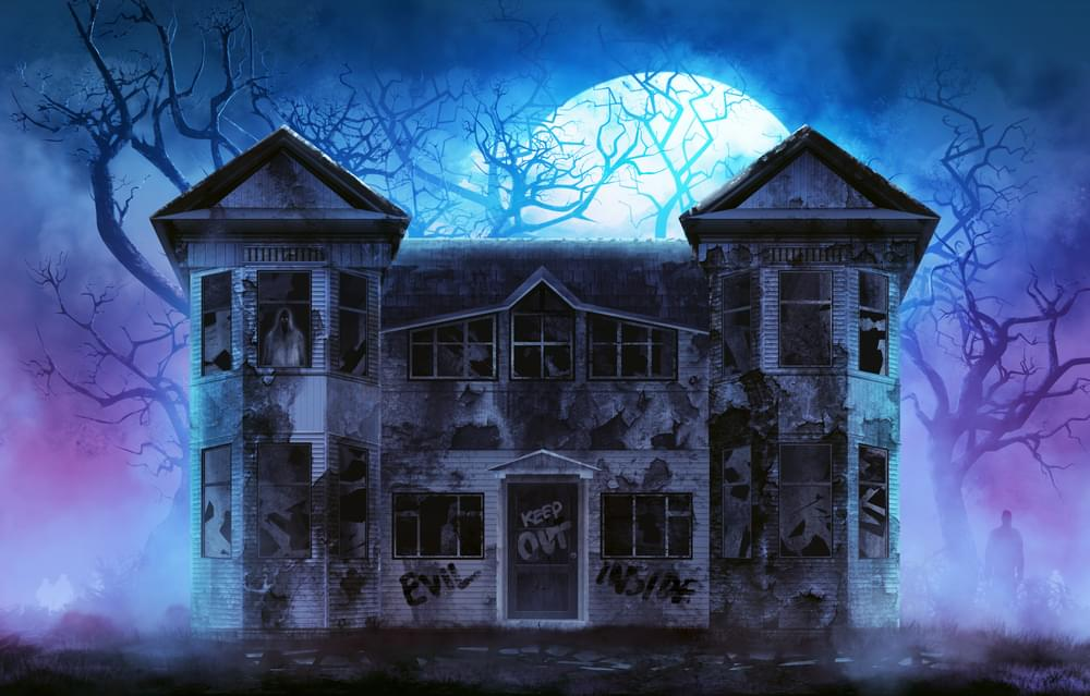 Here Are the Spookiest Places in Virginia!