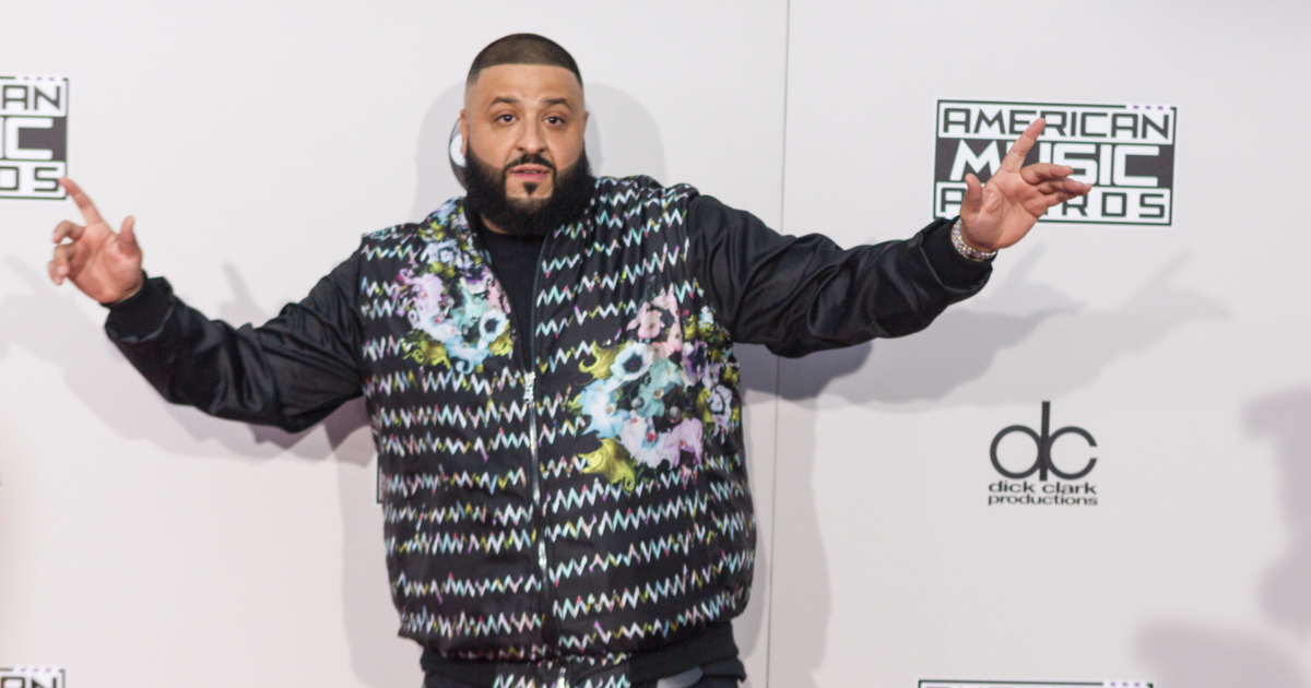 DJ Khaled Teams Up With Rapper Fat Joe To Create a Shared OnlyFans