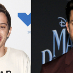 John Krasinski and Pete Davidson Kissed During SNL Monologue and The Internet Had LOTS of Feelings [VIDEO]