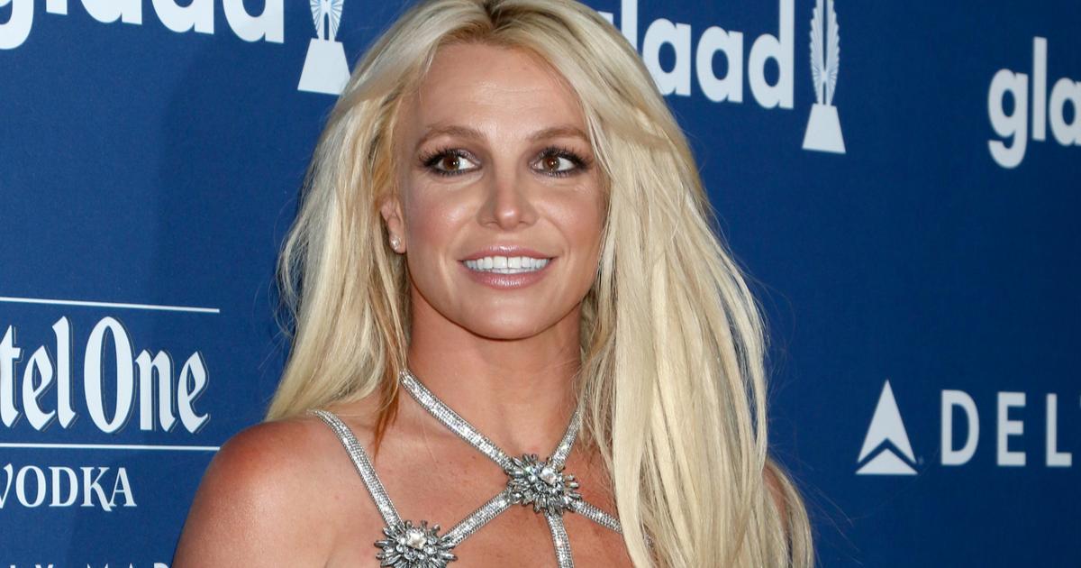 Britney Spears Models Target Swimwear, Dua Lipa Loves It
