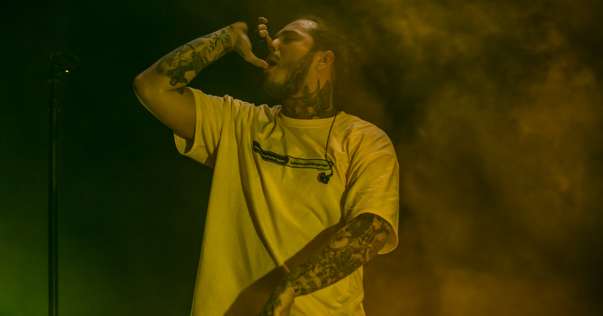 Post Malone, Pokémon Teaming Up for Virtual Concert Feb. 27th