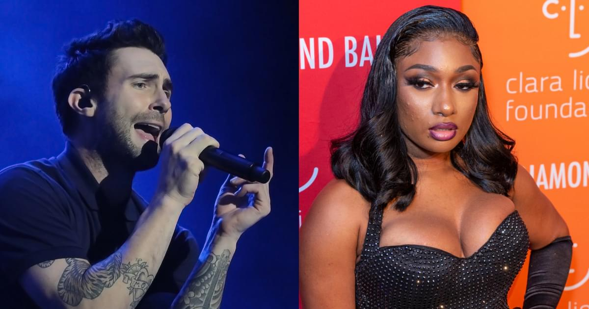 "Listen to Maroon 5 and Megan Thee Stallion's New Song ""Beautiful Mistakes"" [VIDEO]"