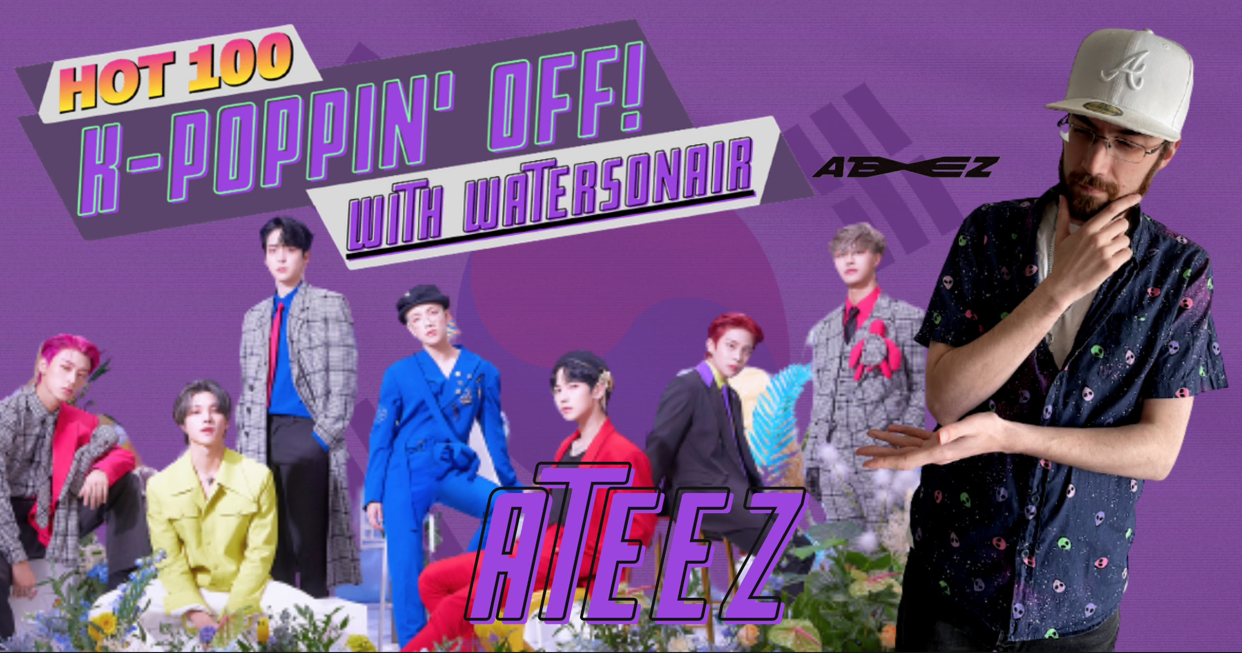 K-Poppin' Off: Episode 7 – Ateez!